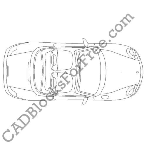 Porsche Boxster Convertible