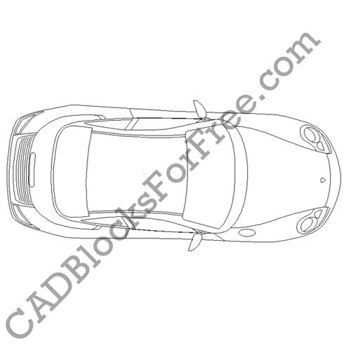 Porsche Boxster Hard Top