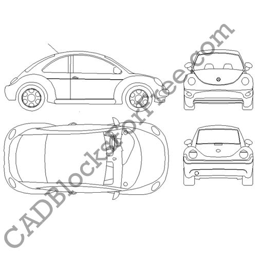 Volkswagen Beetle – New Shape