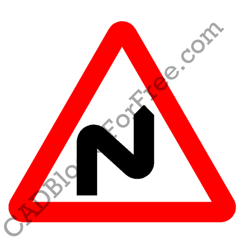Double Bend – First to Right