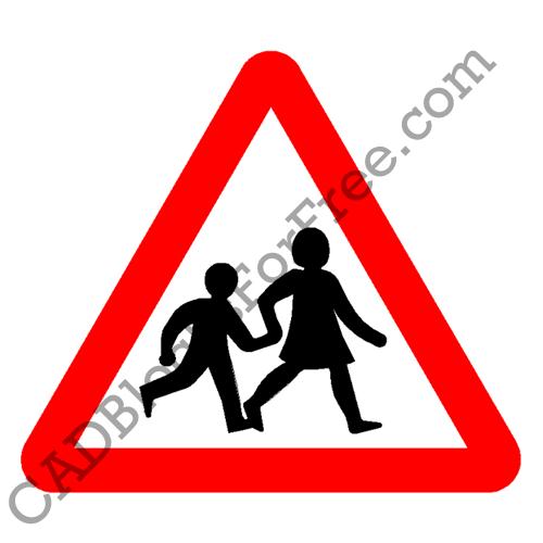 School Crossing Patrol Ahead