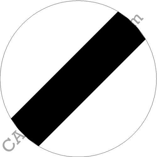 National Speed Limit Applies