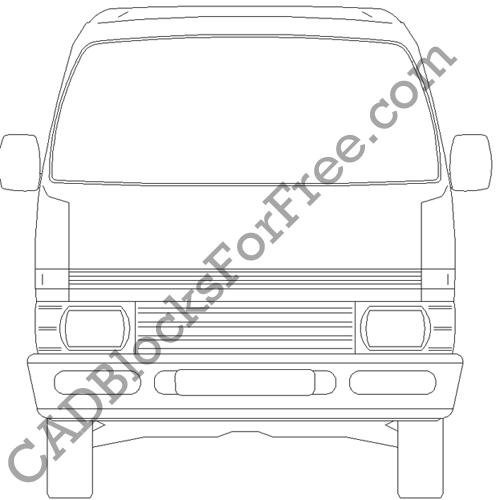 Bedford Midi Van