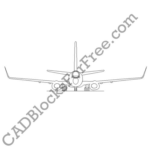 Boeing 737 800w