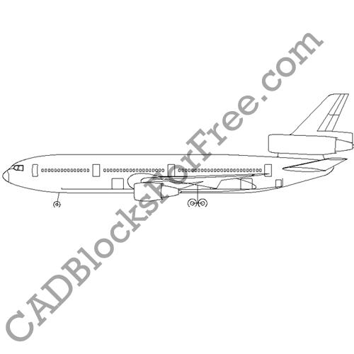 Douglas DC 10 30a