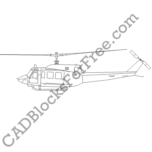 United States Military Helicopter