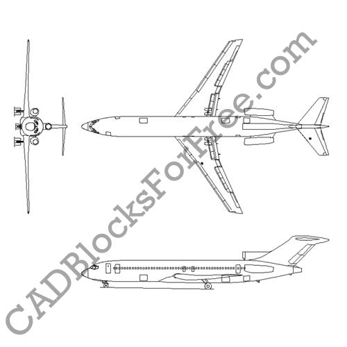 Boeing 727 200