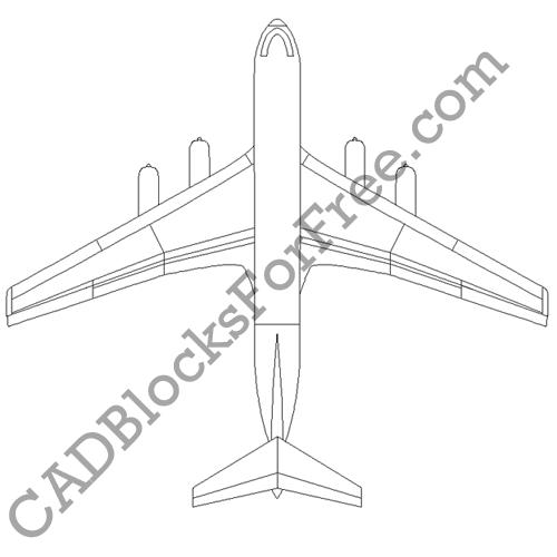Lockhead C-141 Starlifter