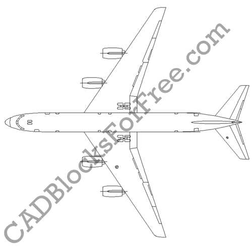Douglas DC 8 62