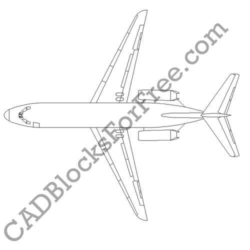Douglas DC 9 21