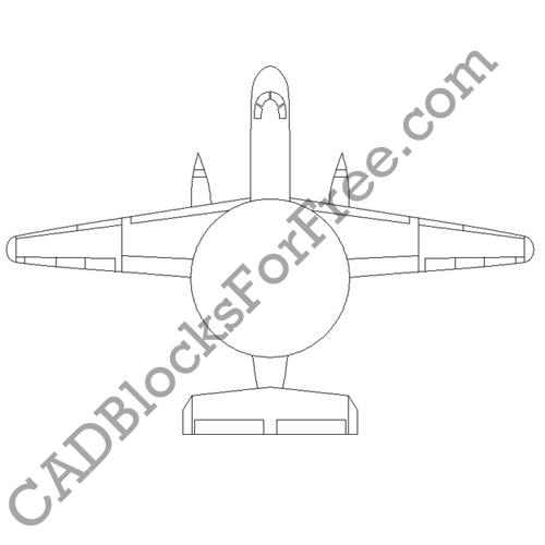 E-2 Spy Plane
