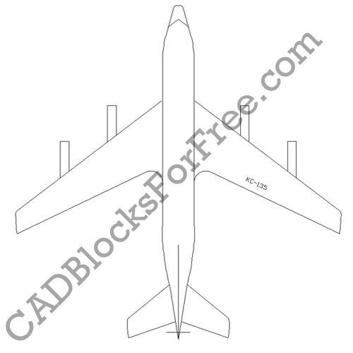 Boeing KC-135 Stratotanker Refueller