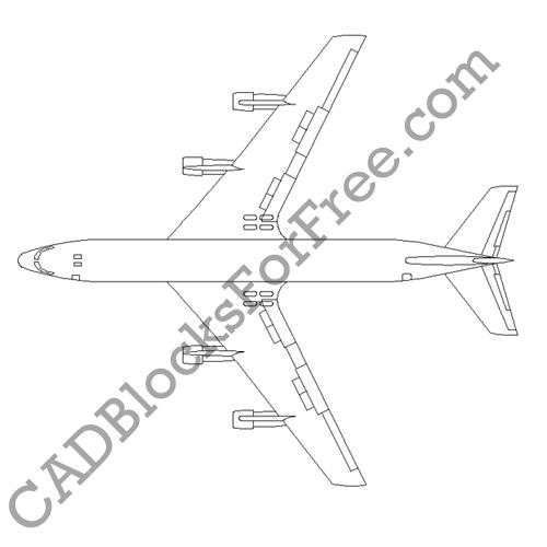 Boeing 707 120