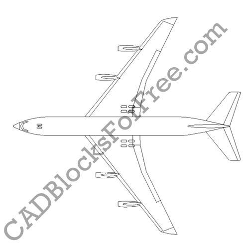 Boeing 707 320