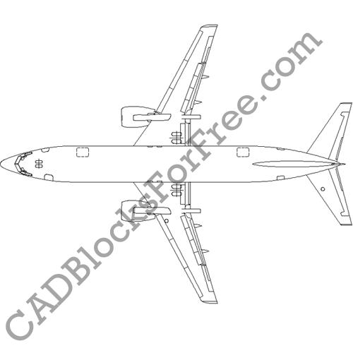 Boeing 737 400