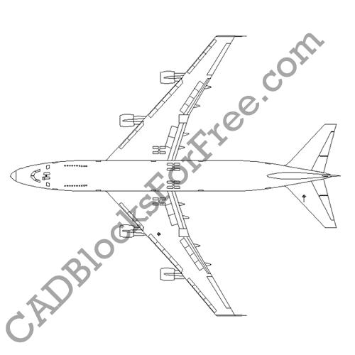 Boeing 747 200