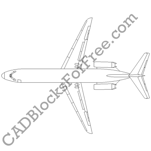 Douglas DC 9 32