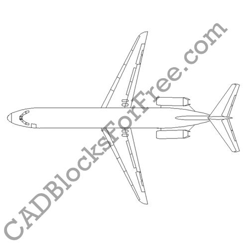 Douglas DC 9 41