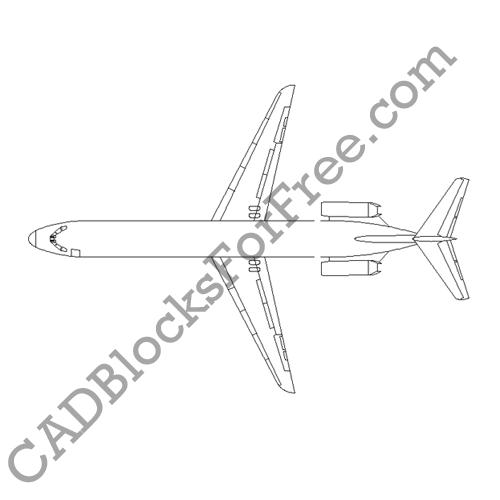 Douglas DC 9 51