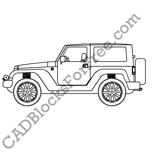 jeep cad drawing free download  u2022 oasis