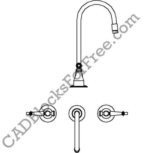 Kitchen Sink Tap/Faucet