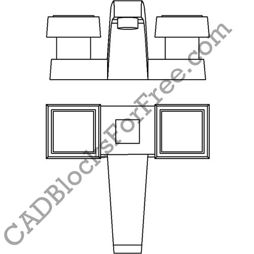 Free AutoCAD Block In DWG