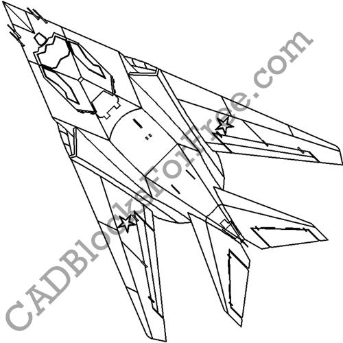 F-117 Nighthawk Stealth Plane