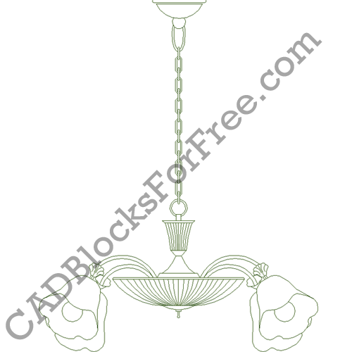 2d elevation cad blocks for free chandelier aloadofball Images