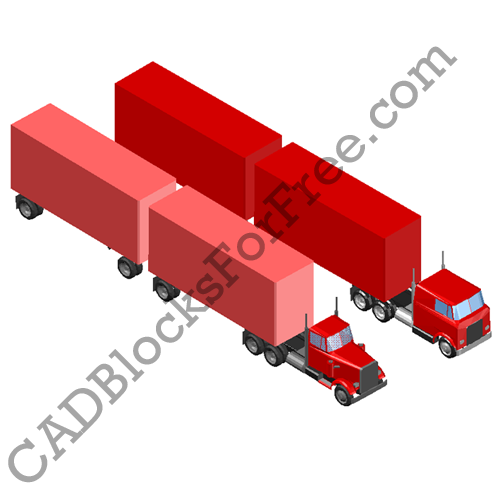Trucks with Trailers